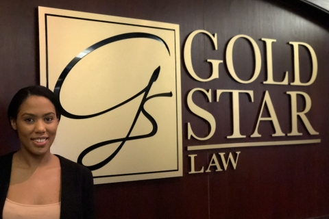 Welcome Maya to Gold Star Law's Team of Personal Injury Lawyers