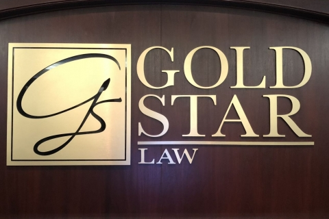 Coming to an Appointment with Gold Star Law