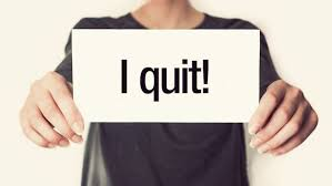 Do I have to give two weeks' notice when I quit a job?