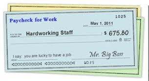 Am I paid on a salary basis?