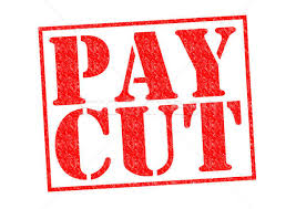 Can my employer lower my rate of pay?
